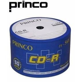 Cd Virgen Princo Torre 50 Unidades Originales