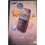 Celular Gt-s3350 (samsung Chat335)