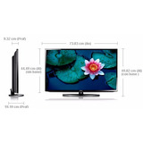 Pantalla Led 32 Smart Tv Samsung Un32eh5300f Neg Sin Control