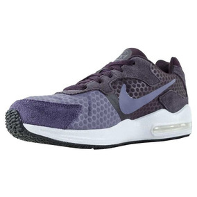 Nike Air Max Guile Violeta Oscuro Y Negro- Mujer