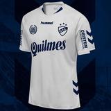 Camiseta Quilmes Hummel Titular 2018 Original
