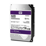Disco Duro Western Digital Purple Wd100purz, 10tb, Sata 6.0