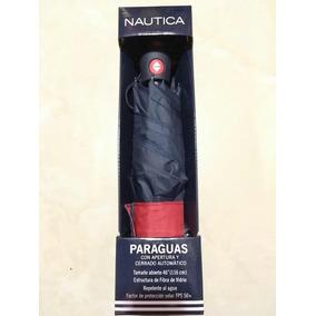 Paraguas Nautica 116cms Sombrilla 100% Original Envio Gratis