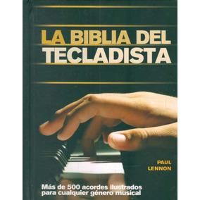 Lennon, Paul - Biblia Del Tecladista