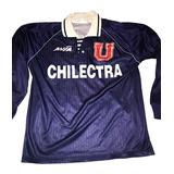 Camiseta Universidad De Chile 1994 Avia De Jugador N°19