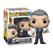 Ulysses Klane Black Phanter - Funko Pop Original Nuevo