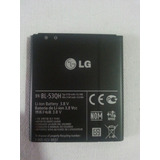 Batería Lg L9 Bl53qh P760 P768 P760 P880 Original