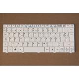 Teclado Acer Aspire One 521 D270-1631 D270 D270-1402 Blanco