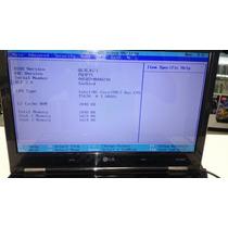 Notebook Lg R480 Com Defeito Travando!!!!