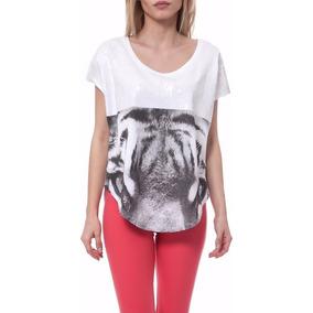 Nike Signal Tiger Tigre Blusa Comoda Original 100% Chica