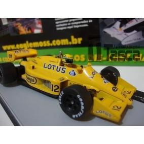 Lotus 99t Ayrton Senna 1987 Formula 1 Lendas Brasileiras
