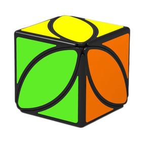 Hoja De La Hiedra Cubo Mágico Fidget Puzzle Descomprimir