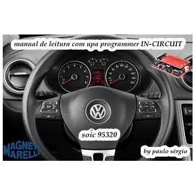 Painel Gol G6 Magnet Marelli Manual De Leitura 95320 C/ Upa