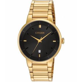 Reloj Citizen Bi5012-53e -watchsalas- Hombre Dorado
