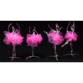 Bailarinas De Vidrio Para Central De Souvenirs .