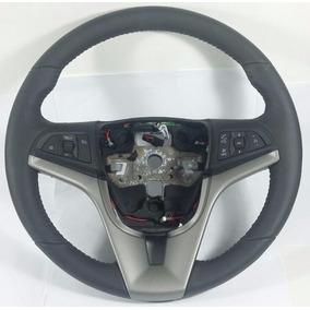 Volante Original Gm Preto S/ Airbag Spin Cobalt Prisma Onix