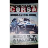 Parabrisas Corsa N°116 Canedo Fiat Bmw Torino Liebre