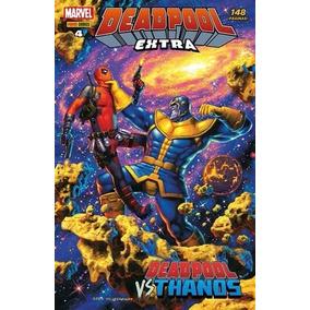 Hq - Deadpool Vs Thanos