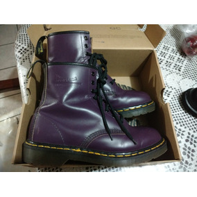 5de905627f9 Botas Hombre Color Primario Violeta - Zapatos en Mercado Libre México