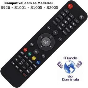 Controle Remoto Azanerica 926 1001 1005 2005 Pronta Entrega