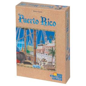 Juego Puerto Rico (english) - Rio Grande Games