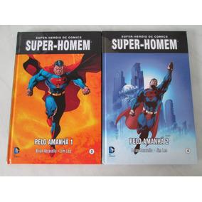 Super Homem - Pelo Amanhã - 2 Vol - Ed Luxo - Cp Dura - 2013