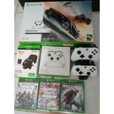 Xbox One S 1 Tb Juegos Y Accesorios Sin Detalle