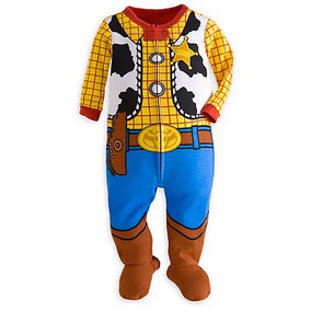 Disfraz Enterito Pijama Woody Toy Story Disney Store 18y 24m