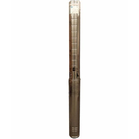 Bomba Sumergible Mpower 3 Hp Acero Inox Trifásica 220v 60 Mt