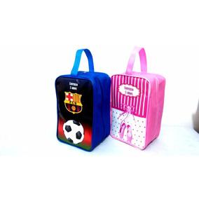 2205cfaa70 Porta Chuteira Personalizada Infantil - Mochilas no Mercado Livre Brasil