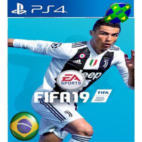 Fifa 19 2019 - Dublado Em Pt - Ps4 Original 1- Envio Já*