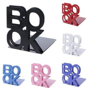 Sujeta Libros Books, Bookend, Regalo Para Papa Moderno