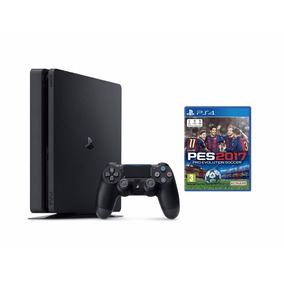 Playstation 4 Ps4 500gb Pes 2017 Mar Del Plata
