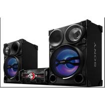 Equipo Sonido Sony Genezi Fst-sh2000 2000w Rms Nuevo En Caja