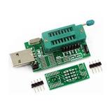 Programador Multifuncion Usb Flash Bios Ch341a 24x 25x Softw