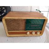 Rádio Antigo Sonespace 3