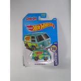 Carro Maquina Del Misterio Scooby Doo De Hot Wheels.