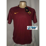 Camisa Roma Nike 2017 Despedida Do Mito #10 Totti