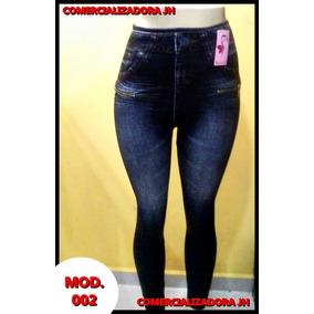 Leggins Tipo Jeans Tela Gruesa Pantalón Importado Brenda Usa