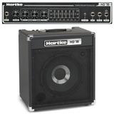 Amplificador De Bajo Hd75, 75 Watts, Hartke System