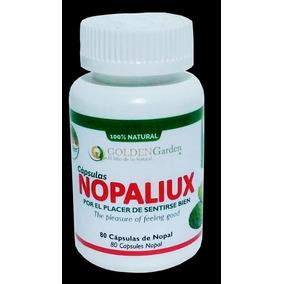 Capsulas De Nopal Nopaliux
