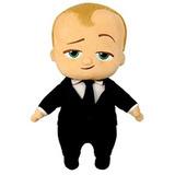 Peluche Interactivo Boss Baby Original De La Película