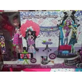 Monster High Draculaura Y Accesorios
