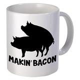 El Mejor Regalo Divertido - Tocino De Makin, Cerdos, Cerdo,