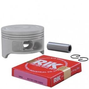 Kit Pistão E Anel Crf 230 3mm Competição Kmp Premium Rik
