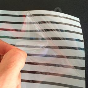 Adesivo Jateado Listrado Persiana Box Portas Blindex Vidros