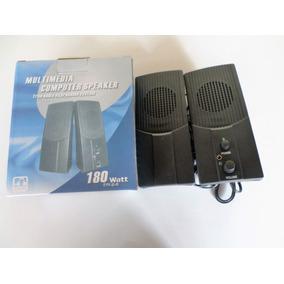 Cornetas Speaker True Audio Expression System 180 Watt