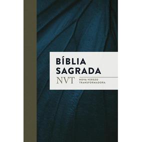 Bíblia Sagrada Nvt - Letra Normal/brochura Com Orelhas