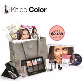 Envio Gratis Kit De Inicio Mary Kay Color Con Valor 2000