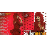Silvia Suller: Sullermanía Cd